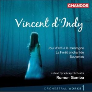 d'Indy: Orchestral Works, Vol. 1