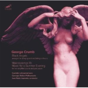 George Crumb: Black Angels; Makrokosmos Iii: Music For A Summer Evening