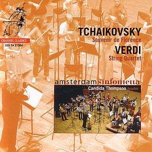 Tchaikovsky / Verdi: Souvenir de Florence / String Quartet