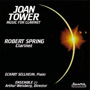 Clarinet Music of Joan Tower