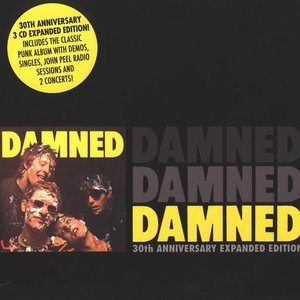 Damned Damned Damned - 30th Anniversary Expanded Edition
