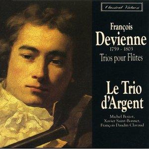 François Devienne - Trios Pour Flûtes