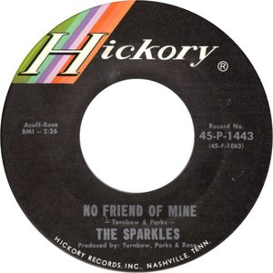 No Friend of Mine / First Forget (What Has Made You Blue)