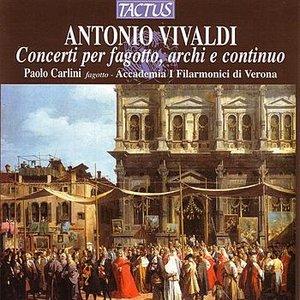 Vivaldi : Concerti per fagotto, archi e continuo