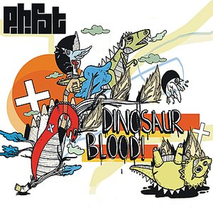 Dinosaur Blood!