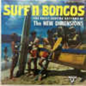 Surf'n Bongos The Great Surfing Rhythms Of The New Dimensions)