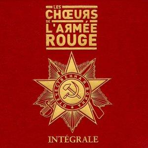 Choeurs de l'armée rouge - Intégrale