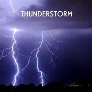 Thunderstorm & Rain (Sleep & Mindfulness)