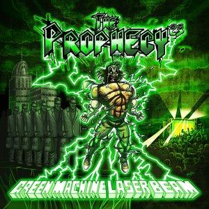 Green Machine Laser Beam