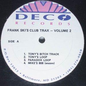 Frank Ski's Club Trax - Volume 2