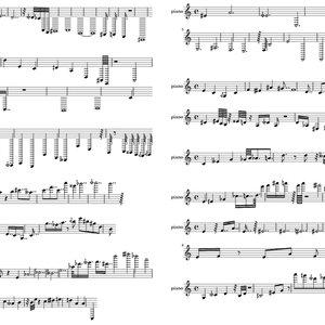 Bild für 'Maestro (piano edition)'