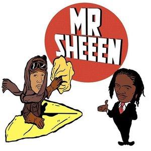 Mr Sheeen (Digga D x Russ splash)