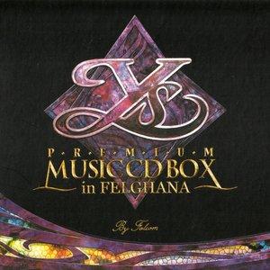 Ys PREMIUM MUSIC CD BOX in FELGHANA