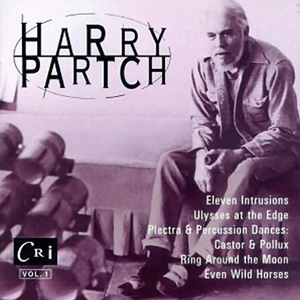 The Harry Partch Collection Volume 1
