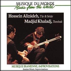 Iranian Music, Improvisations, 2 Cds