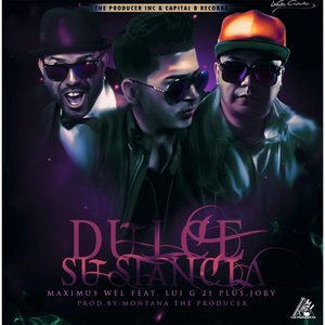 Dulce Sustancia (Remix) [feat. Luigi 21 Plus & Jory]
