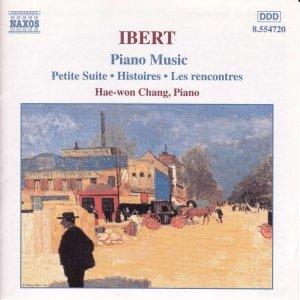 IBERT: Piano Music (Complete)