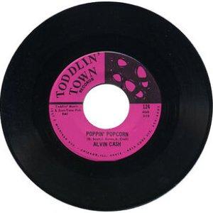 Poppin' Popcorn / Poppin' Popcorn (Instrumental)