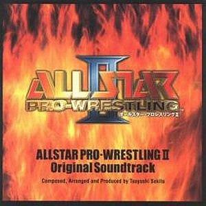 Allstar Pro-Wrestling II Original Soundtrack