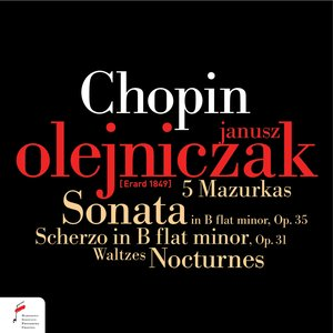 Chopin: 5 Mazurkas, Sonata in B-Flat Minor, Op. 35, Scherzo in B-Flat Minor, Op. 31, Waltzes, Nocturnes