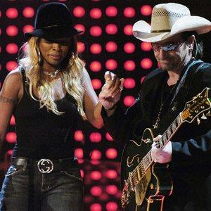 Image for 'Mary J. Blige & U2'