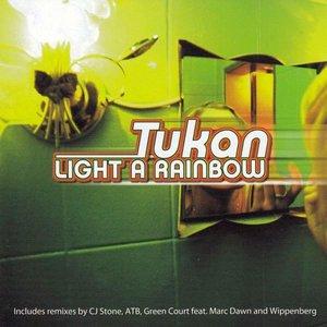 Light a rainbow