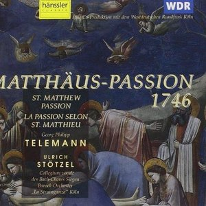 Image for 'Matthaus - Passion 1746 (St. Matthew Passion)'