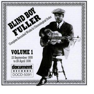 Blind Boy Fuller Vol. 1 1935 - 1936