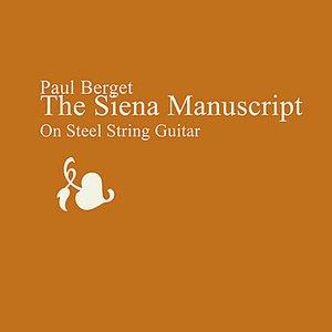The Siena Manuscript on steel string guitar