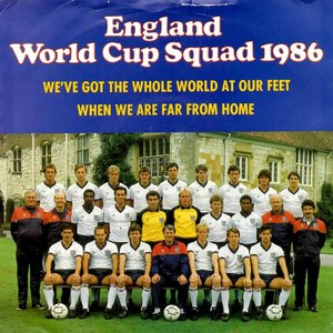 Avatar for England World Cup Squad 1986