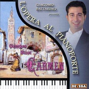 Bizet: Carmen (L'opera al pianoforte)