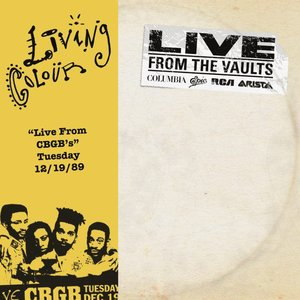 """""""Live From CBGB's"""" Tuesday 12/19/89"""