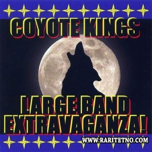 Coyote Kings' Large Band Extravaganza!