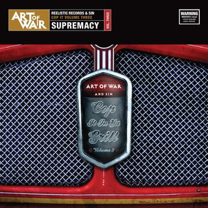 Cop It Volume 3: Supremacy