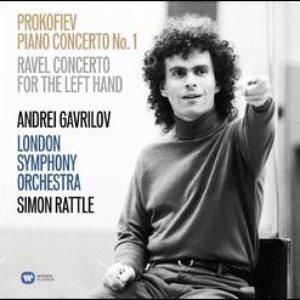 Prokofiev: Piano Concerto No. 1 - Ravel: Concerto for the Left Hand