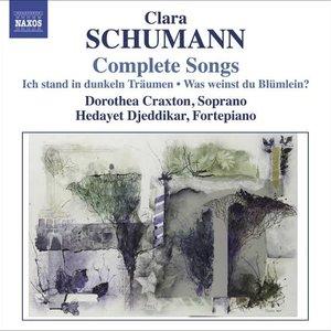 Schumann, C.: Songs (Complete)