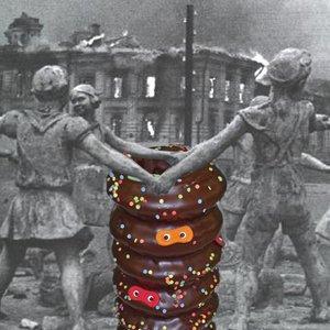 Baumkuchen und Bombensplitter