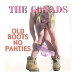 Old Boots No Panties