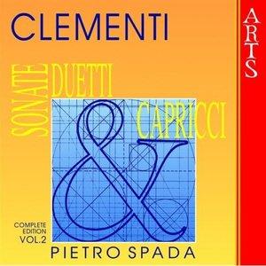 Clementi: Sonate, Duetti & Capricci - Vol. 2