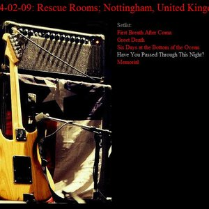 2004-02-09: Rescue Rooms, Nottingham, UK