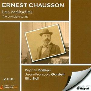 Chausson, E.: Vocal Music