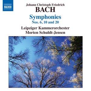 Bach: Symphonies, Nos. 6, 10, 20
