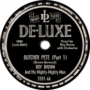 Butcher Pete, Pt. 1 & 2