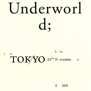 Live in Tokyo 25th November 2005