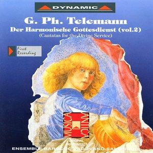 Telemann: Harmonischer Gottes-Dienst (Der), Vol. 2