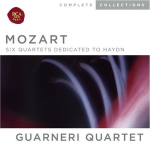 Mozart: Six Quartets Dedicated to Haydn