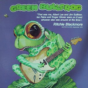 Avatar für Green Bullfrog