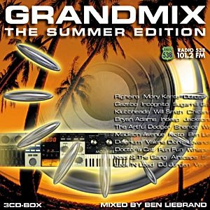 Imagem de 'Grandmix: The Summer Edition (Mixed by Ben Liebrand) (disc 1)'