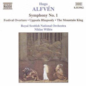 Alfven: Symphony No. 1 / Uppsala Rhapsody / Mountain King