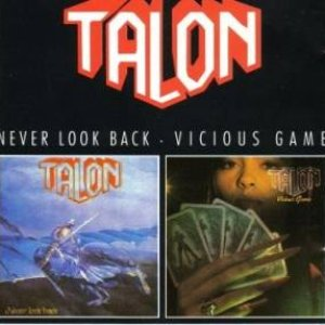 NEVER LOOK BACK / VICIOUS GAME